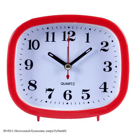 В5-002 Настольный будильник, кварц
