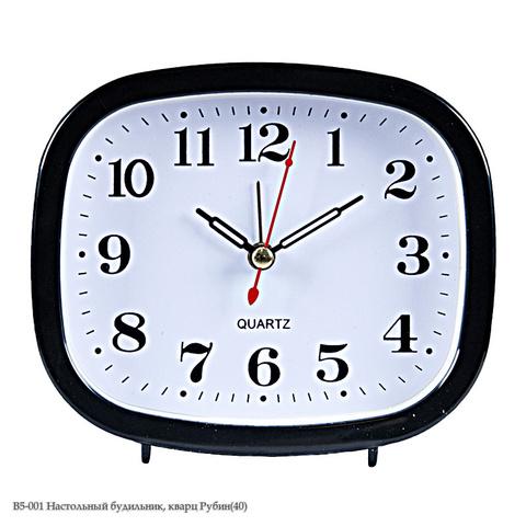 В5-001 Настольный будильник, кварц