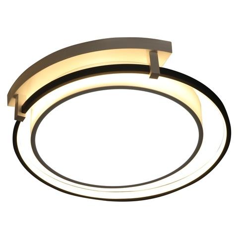 Потолочный светильник Escada 10243/2 LED*95W Black/White
