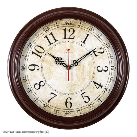 3527-122 Часы настенные