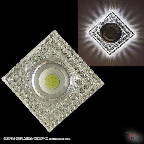 42197-9.0-001PL MR16+LED3W CL светильник точ.