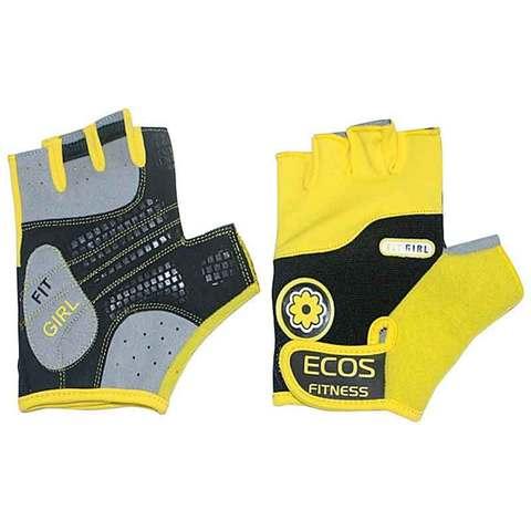 Перчатки для фитнеса, женские, цвет -мульти, размер: L, модель: SB-16-1727