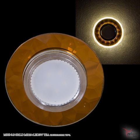 14008-9.0-001LD MR16+LED3W TEA светильник точ.