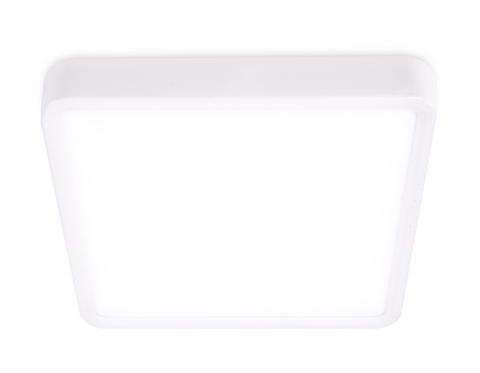 Накладной светодиодный светильник DLR370 18W 4200K 200-240V 192*192*28