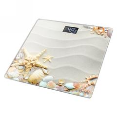 Весы напольные сенсор LUMME LU-1328 морской пляж