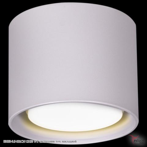 53053-9.5-001CN GX53 WT светильник точ. накладной