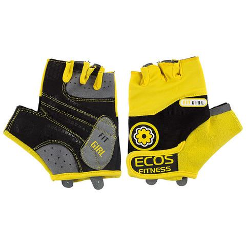 Перчатки для фитнеса, женские, цвет -мульти, размер: S, модель: SB-16-1727