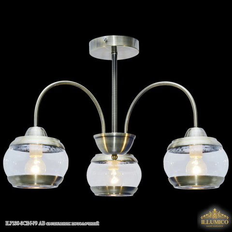 IL7138-3CIN-79 AB светильник потолочный