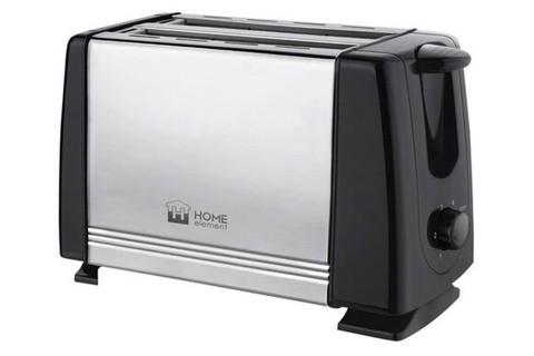 Тостер Home-Element HE-TS500 темный топаз
