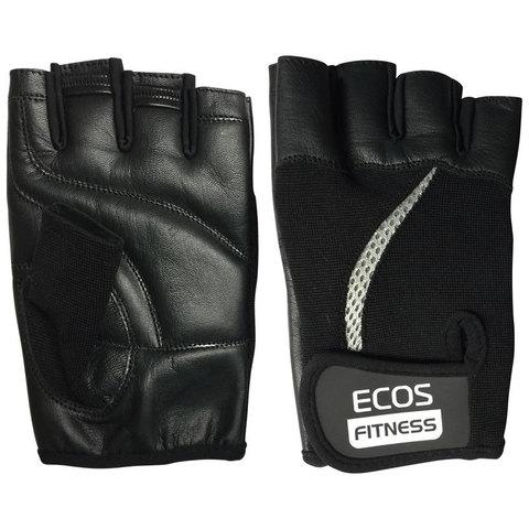 Перчатки для фитнеса 2114-BLXL, цвет: черный, размер: XL
