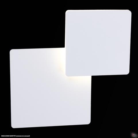 86684-9.2-001RD LED6W WT светильник точ. накладной