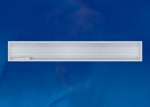 ULP-18120 36W/3950К/EMG IP40 SCHOOL WHITE Светильник светодиодный потолочный универсальный. Белый свет (3950K). 5250Лм. Корпус белый. В комплекте с и/п и БАП. ТМ Uniel