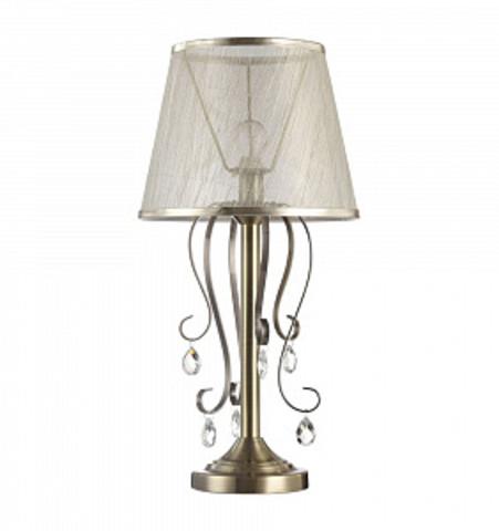 Настольная лампа Simone FR2020-TL-01-BZ. ТМ Maytoni