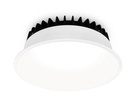 Встраиваемый многорежимный cветодиодный светильник DCR510 12W 6400K/3000K/4200K 85-265V D150*50 (A137)