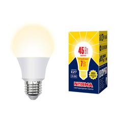 LED-A60-7W/3000K/E27/FR/NR Лампа светодиодная. Форма