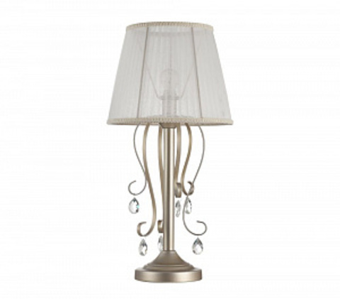 Настольная лампа Simone FR2020-TL-01-BG. ТМ Maytoni