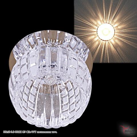 08148-9.0-001H G9 CR+WT светильник точ.