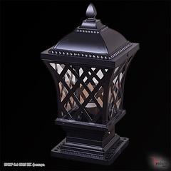 09017-0.6-001S BK фонарь