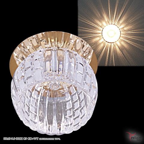 08148-9.0-001H G9 GD+WT светильник точ.