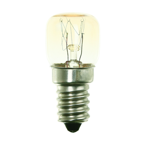 IL-F22-CL-15/E14 Лампа накаливания для духовок, 15Вт. Max.300°C. Картон. ТМ Uniel.