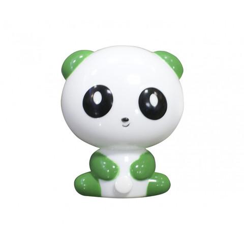 074108,07 Светильник-ночник Панда зеленый