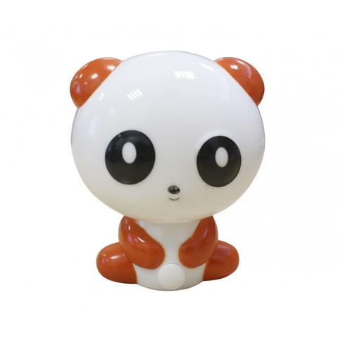 074108,09 Светильник-ночник Панда оранжевый