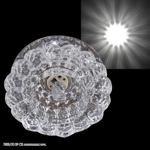 07653-9.0-001H G9 CR светильник точ.