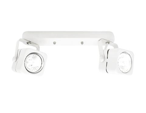 Накладной поворотный светильник TA112 WH белый GU10 260*130*D60