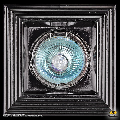 3012/CT MR16 PBK светильник точ.