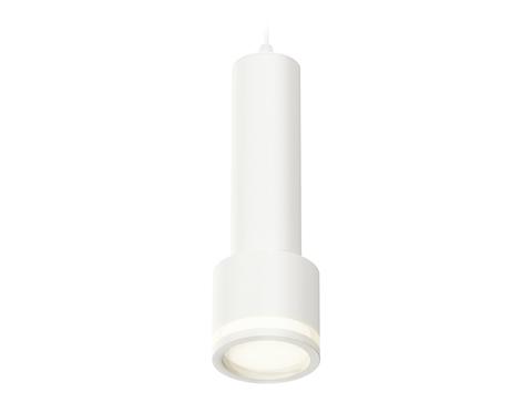 Комплект подвесного светильника с акрилом XP8110010 SWH/FR белый песок/белый матовый GX53 (A2301, C6355, A2101, C8110, N8412)