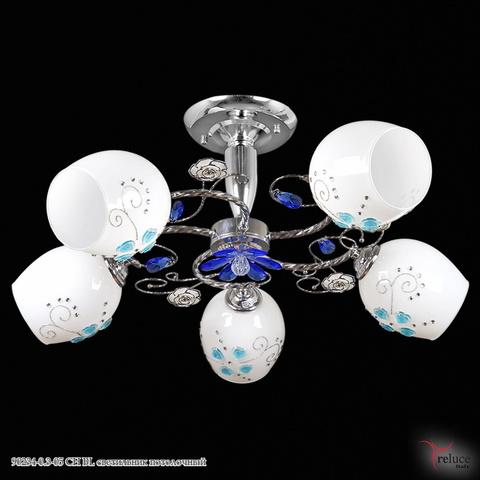 90234-0.3-05 CH BL светильник потолочный
