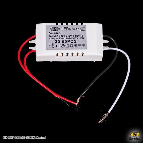 ED-118F-RGB (30-50LED) Control