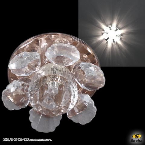 2022/B G9 CR+TEA светильник точ.