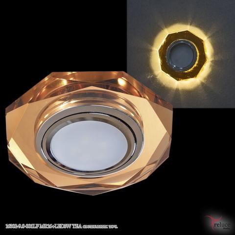 16302-9.0-001LF MR16+LED3W TEA светильник точ.