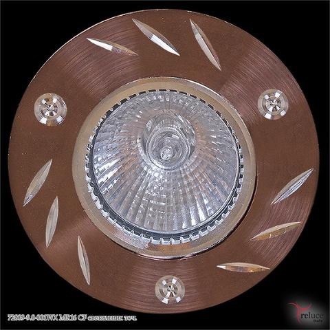 72809-9.0-001WX MR16 CF светильник точ.
