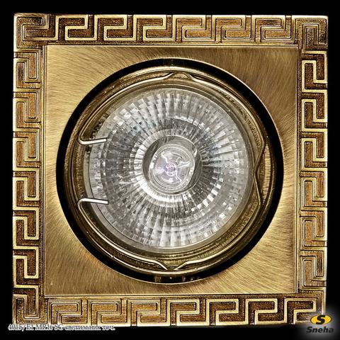 4015/E1 MR16 SG светильник точ.