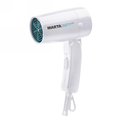 Фен MARTA MT-1432 белый жемчуг