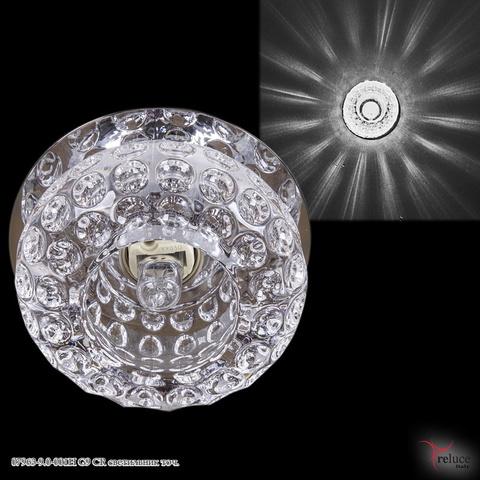 07963-9.0-001H G9 CR светильник точ.