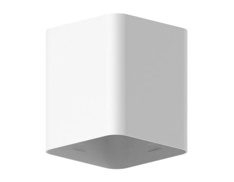 Корпус светильника накладной для насадок 70*70mm C7812 SWH белый песок 70*70*H80mm MR16 GU5.3