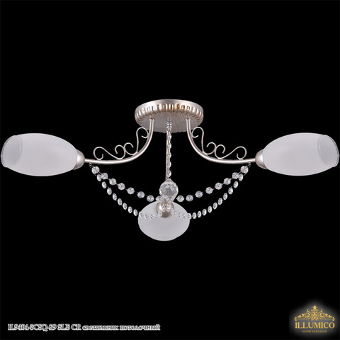 IL9404-3CSQ-29 SLB CR светильник потолочный