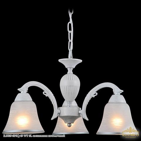IL0039-3PSQ-19 WT SL светильник потолочный