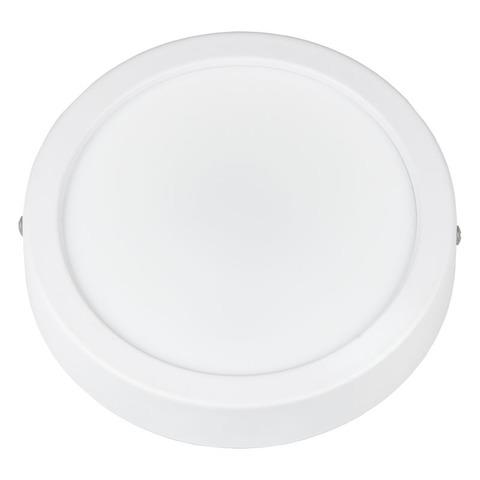 ULM-Q240 22W/4000K WHITE Светильник светодиодный накладной. Белый  свет (4000K). Корпус белый.ТМ Volpe.