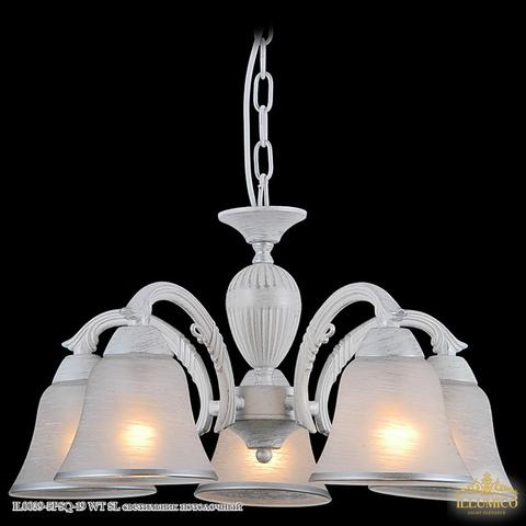 IL0039-5PSQ-19 WT SL светильник потолочный