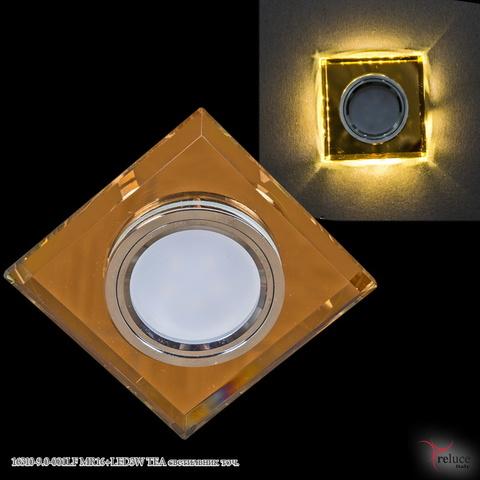 16310-9.0-001LF MR16+LED3W TEA светильник точ.