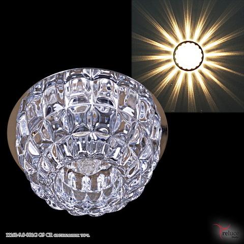 11162-9.0-001G G9 CR светильник точ.