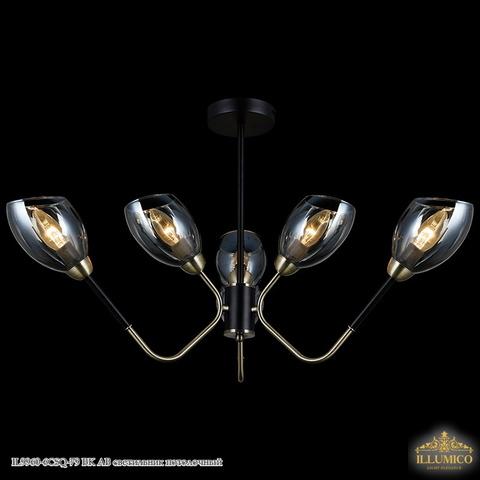 IL9960-6CSQ-79 BK AB светильник потолочный