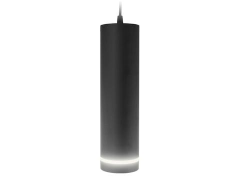 Подвесной светодиодный светильник TN290 SBK черный песок LED 4200K 9W D80*290