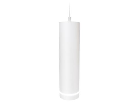 Подвесной светодиодный светильник TN289 SWH белый песок LED 4200K 9W D80*290