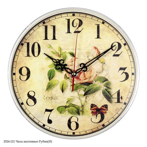 2524-121 Часы настенные