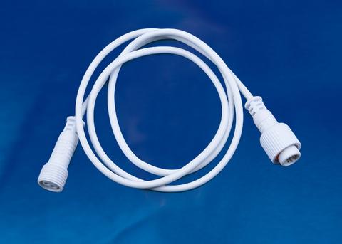 UCX-PP2/Y90-100 WHITE 1 STICKER Провод для подключения светильников ULY-P9* между собой. 100 см. Белый. ТМ Uniel.